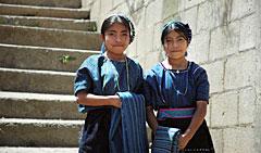 Mayan hupile cortes Guatemalan