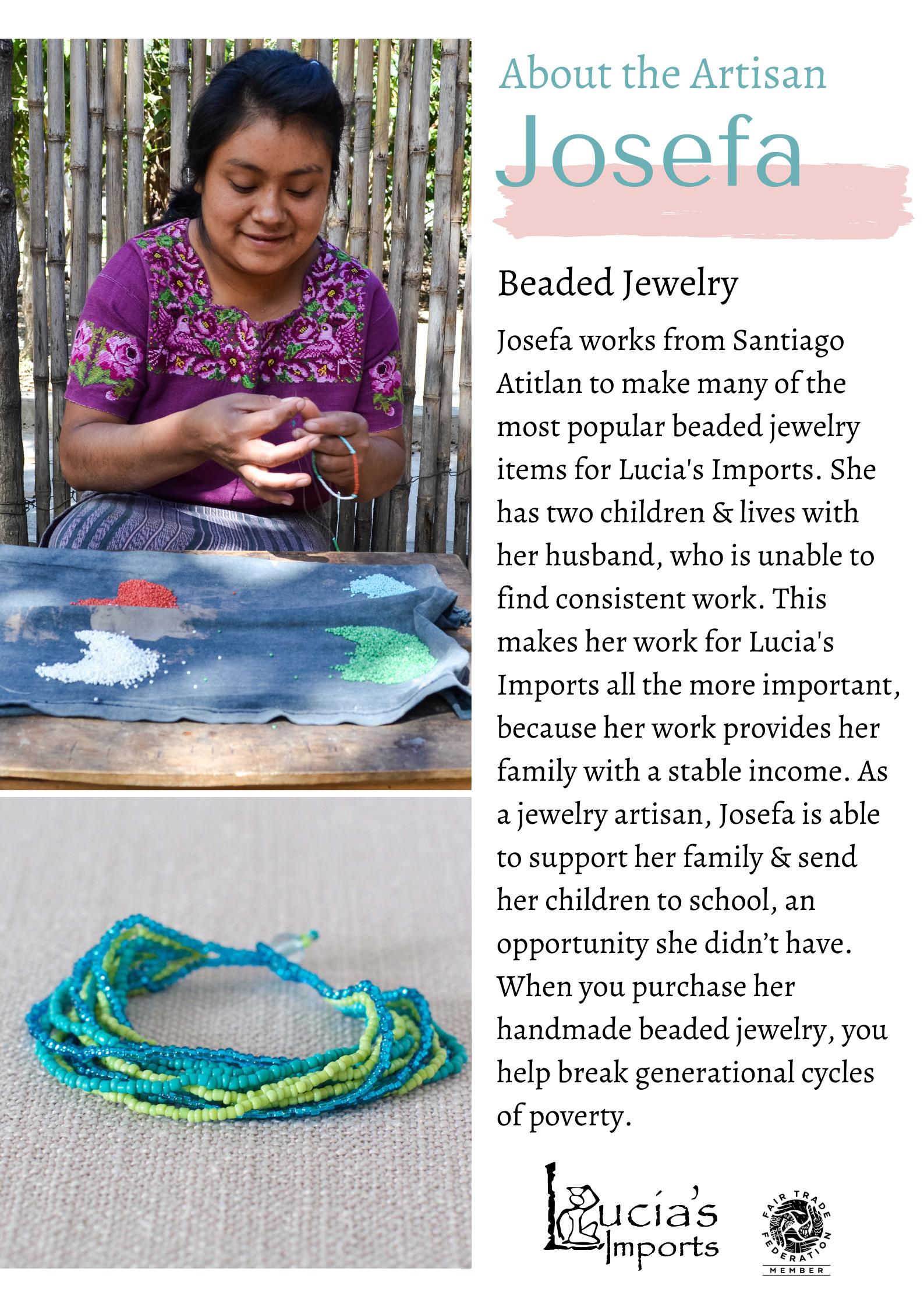 Beaded Jewelry Artisan 1