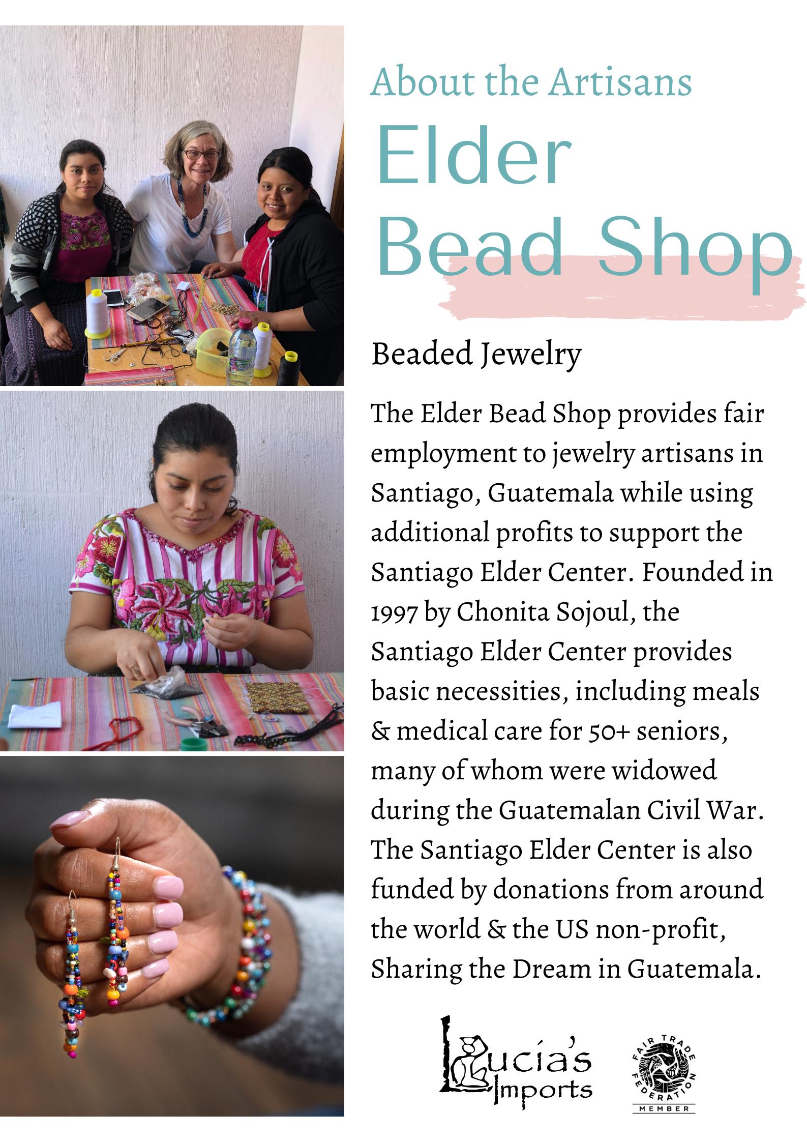 Elder Bead Jewelry