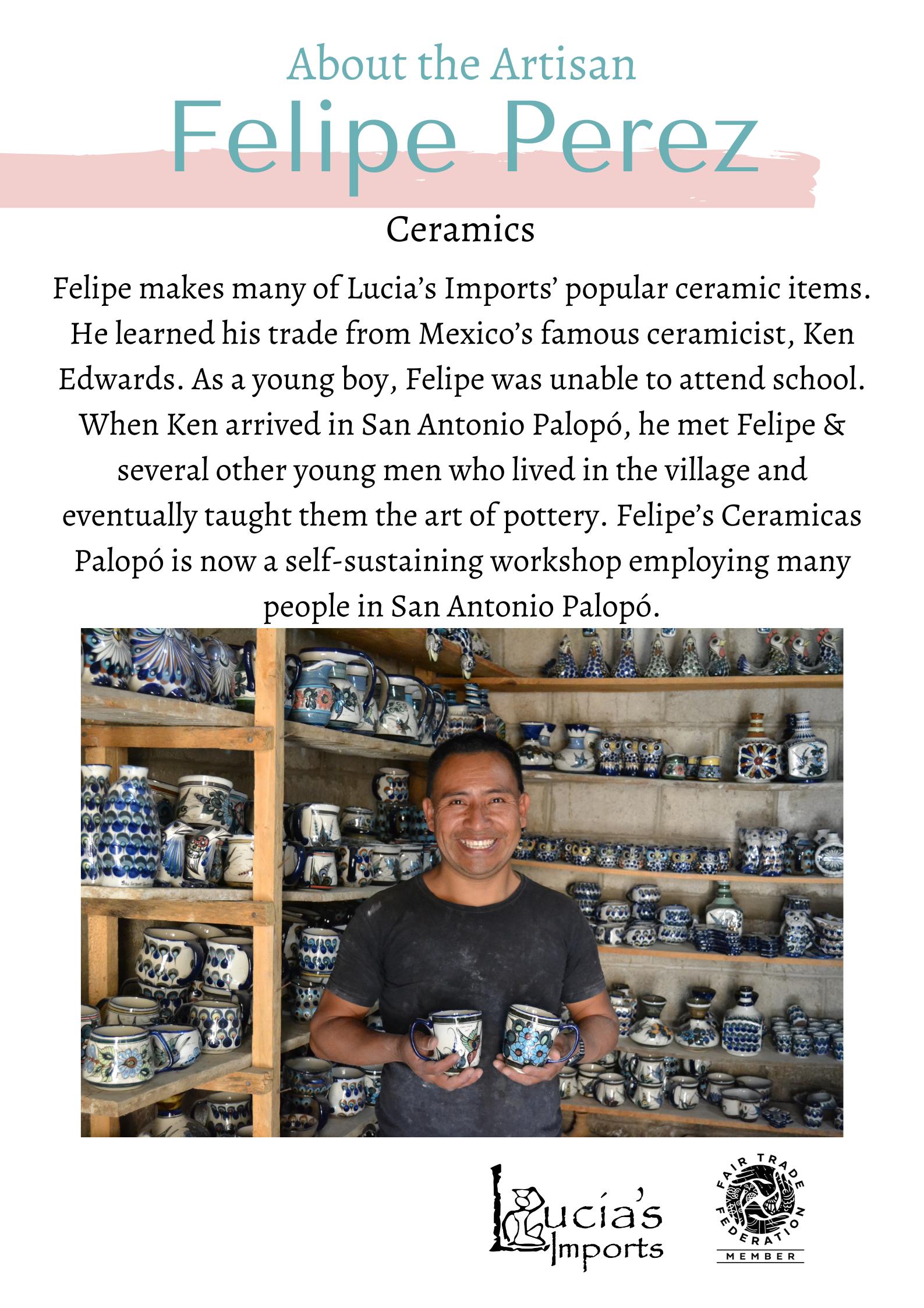 Ceramics Artisan