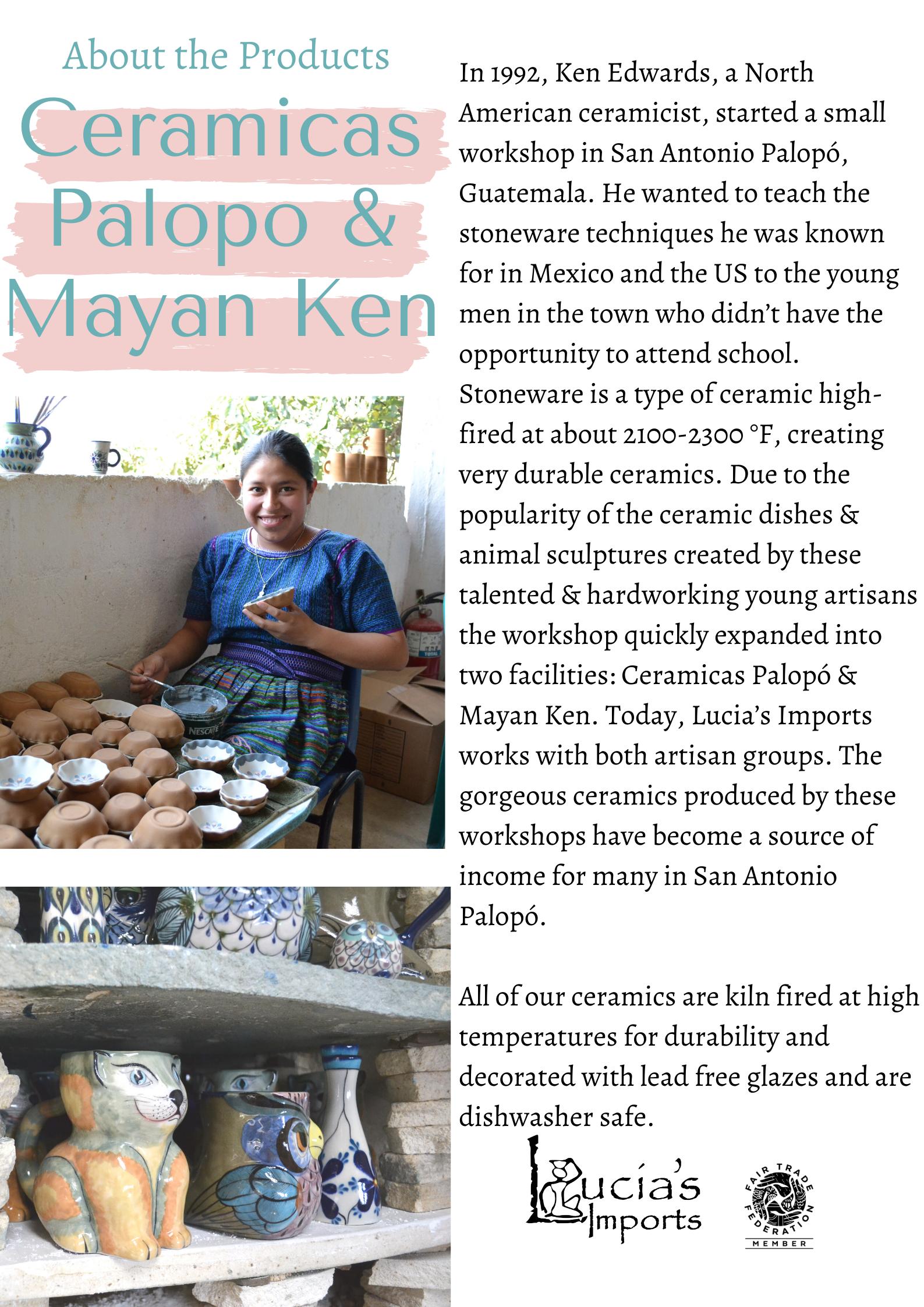 Ceramics Palopo