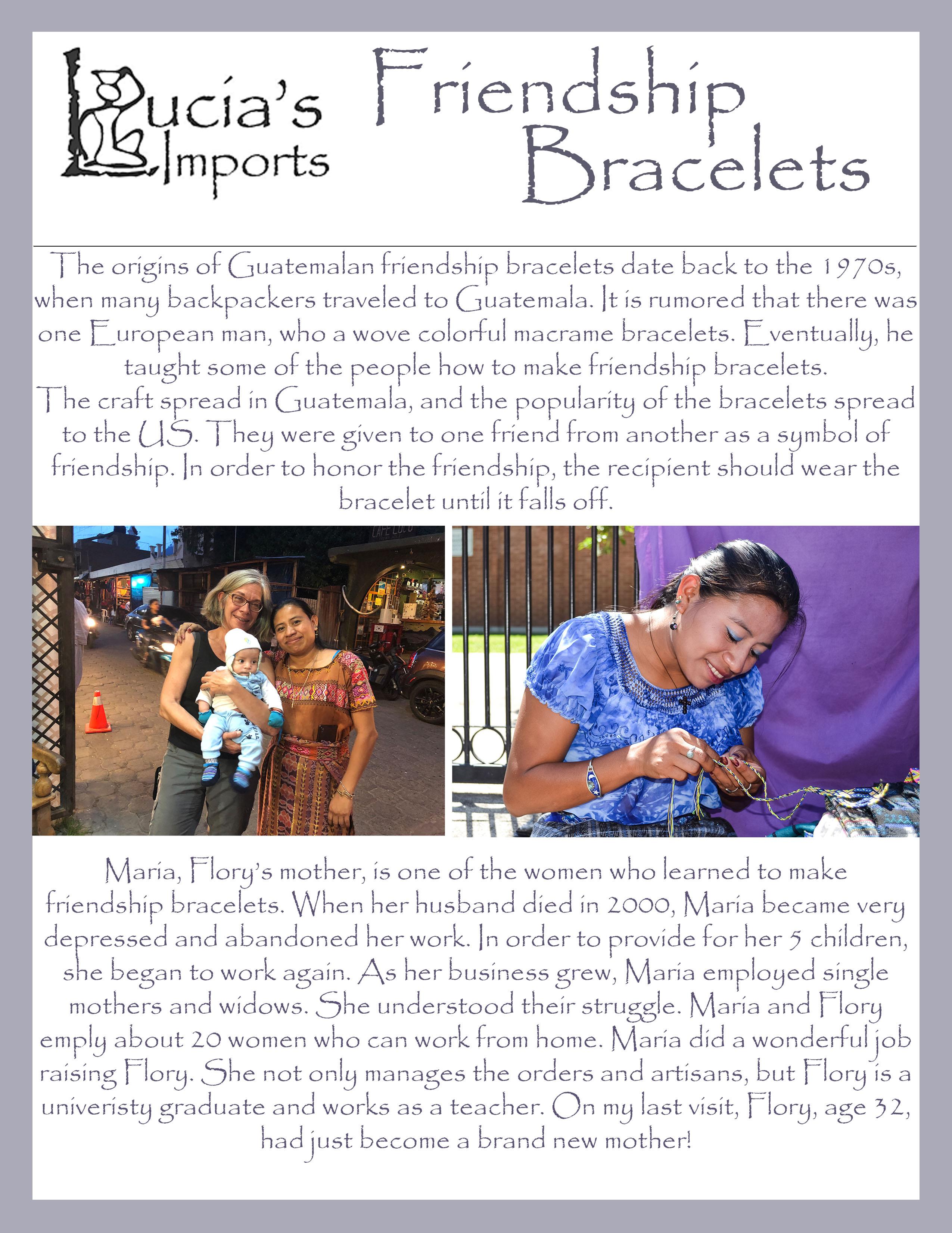 Friendhsip Bracelets