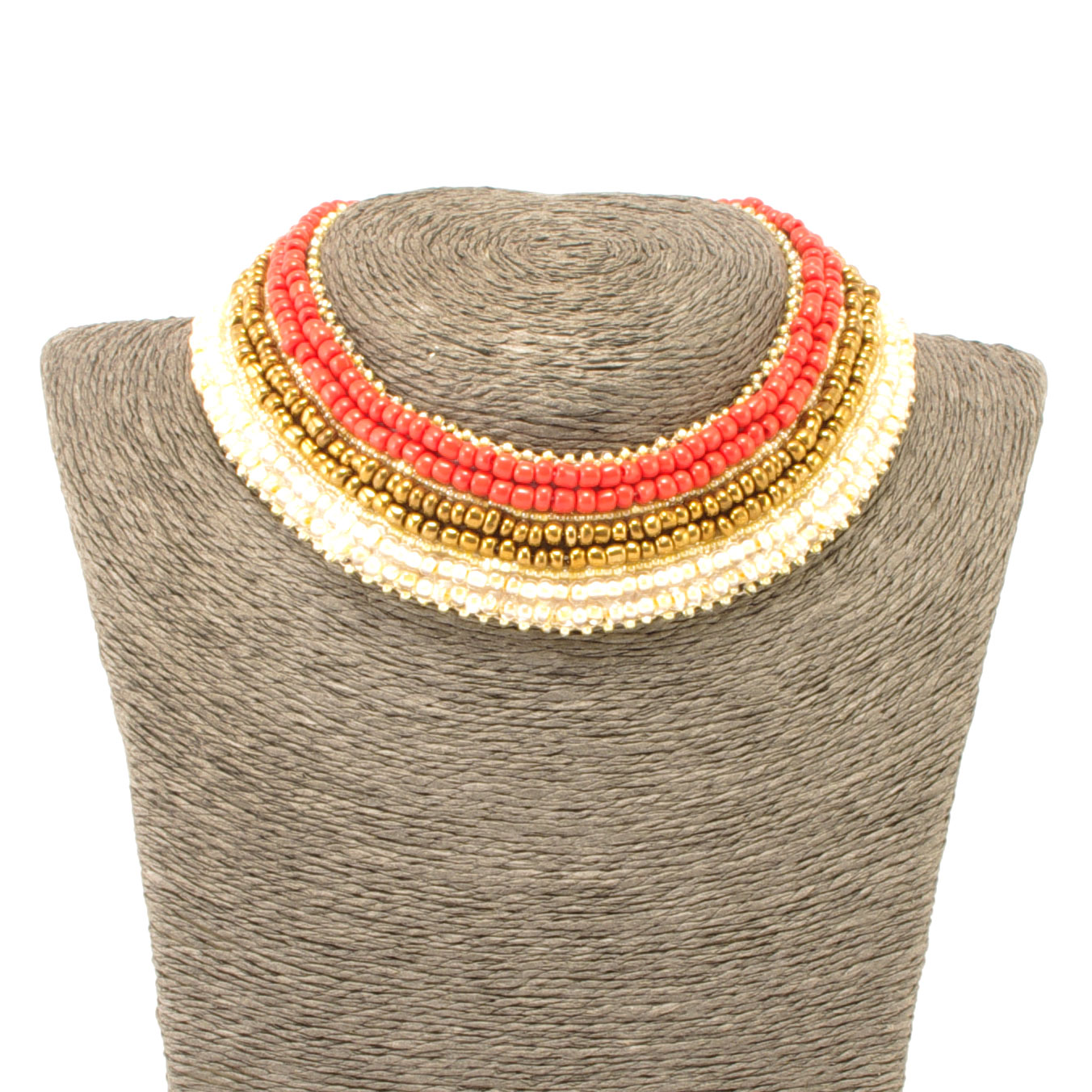 Fair Trade Guatemalan Emily Trio Collar
