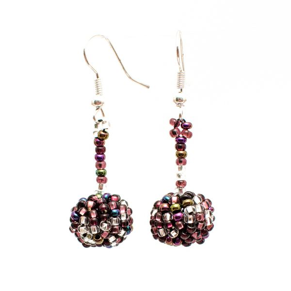 Large Ball Earrings