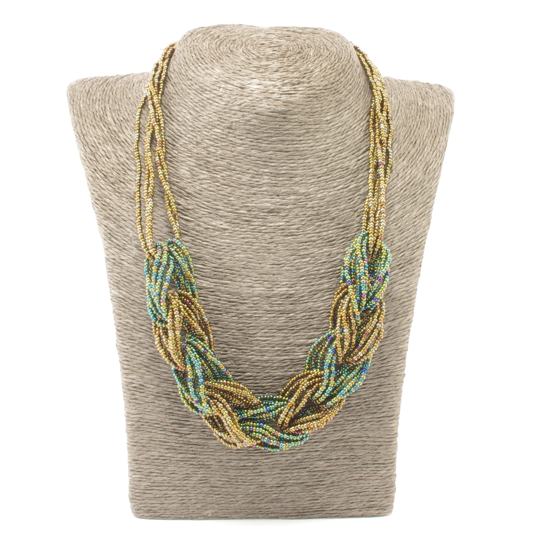 Fair Trade  Guatemalan The Lily Necklace