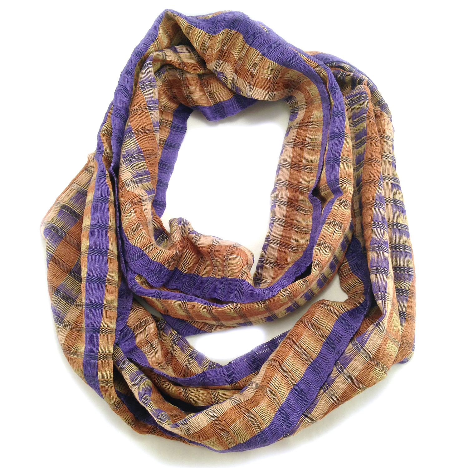San Antonion Scarf in Aster