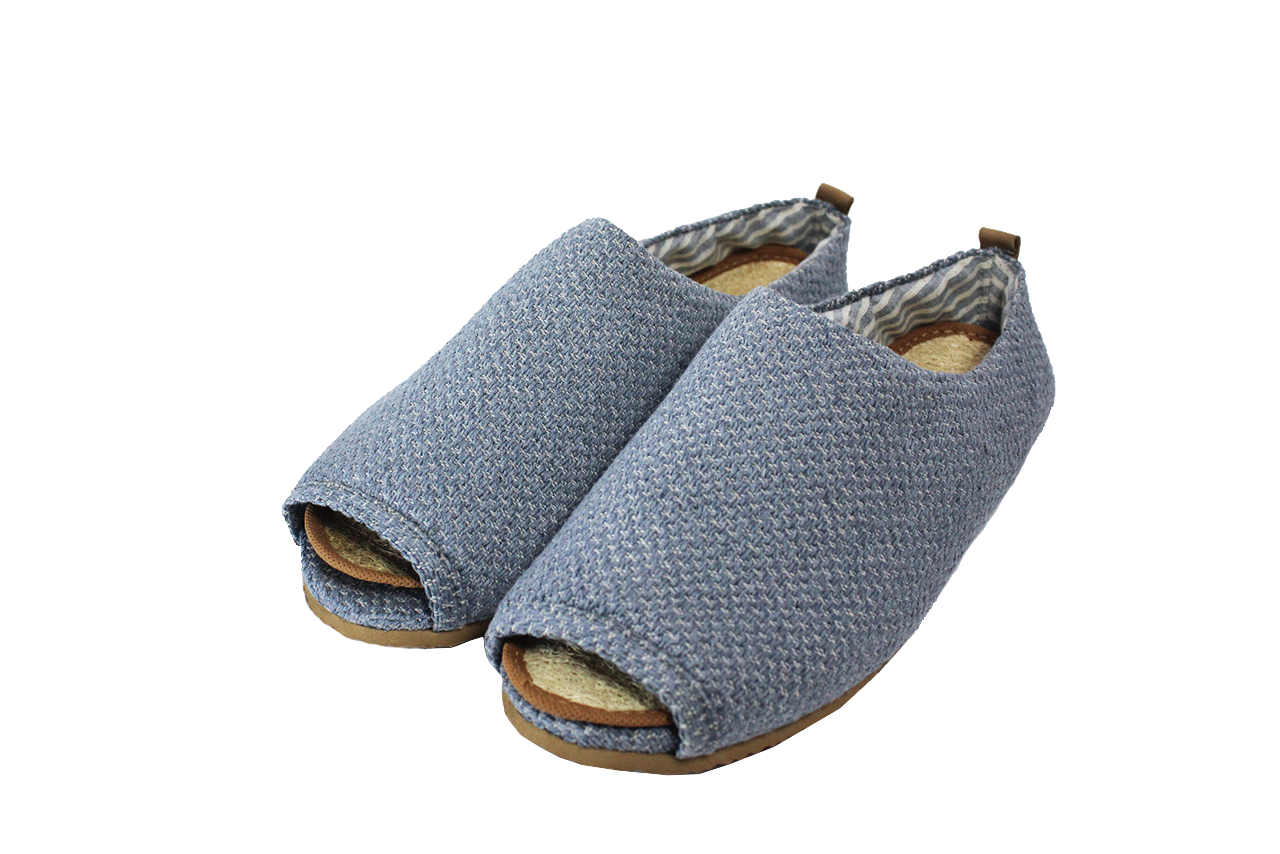 Eco-Friendly Fluffy Slippers
