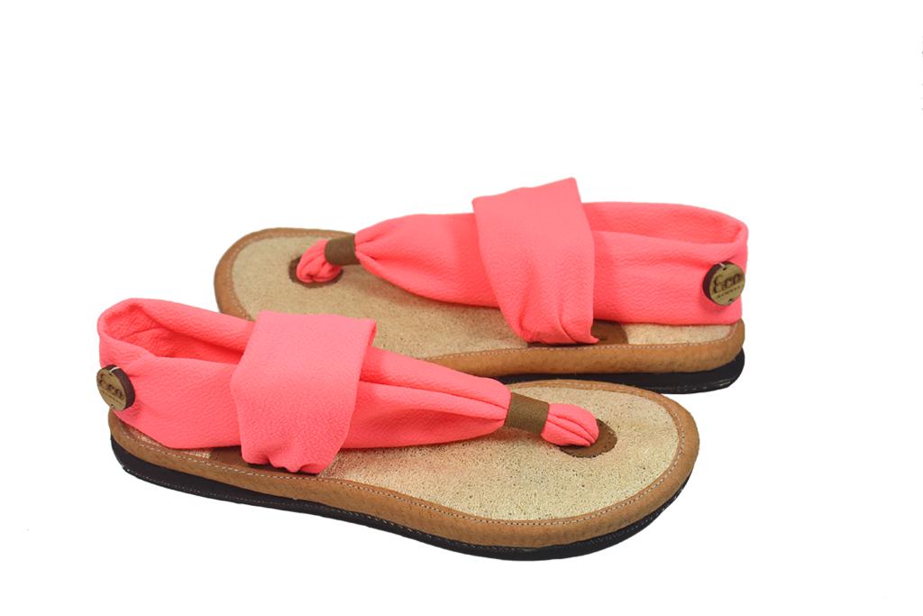 Monterrico Sunset Sustainable Sandals