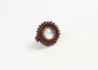 JR-6 Marble Ring