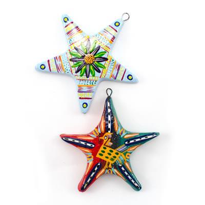 A-201 Star Ornament
