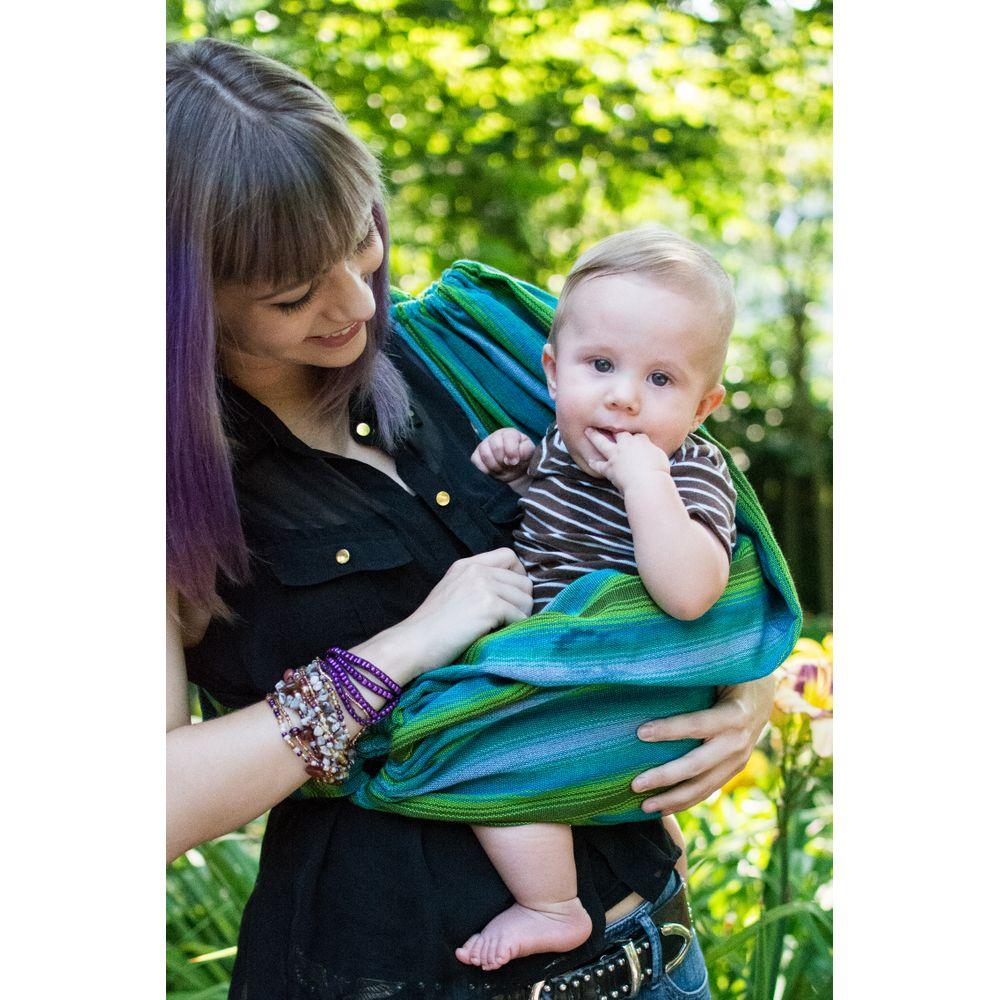 Ikat Baby Pet Sling Backpacks Handmade Guatemalan Imports
