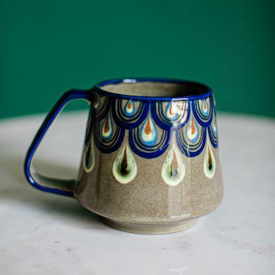 Guatemalan Beer / Coffee Cup San Antonio Palopo