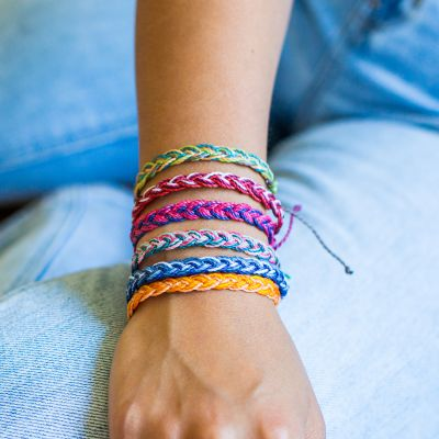 String Bracelet Fair Trade Guatemalan Handmade