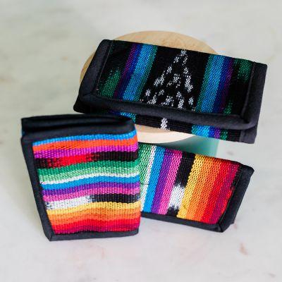 Fabric R & N Wallet