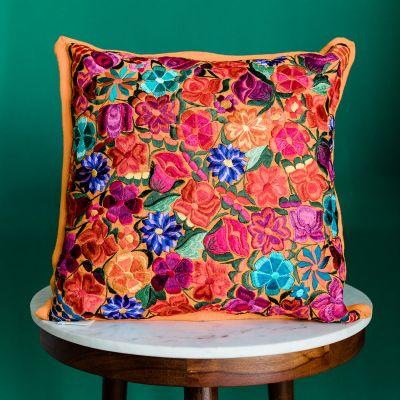 Fiesta Floral Pillowcase