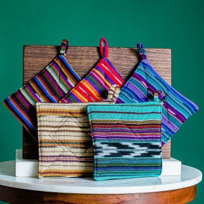 Fair Trade Handmade Guatemalan Pot HolderFair Trade Handmade Guatemalan Pot Holder