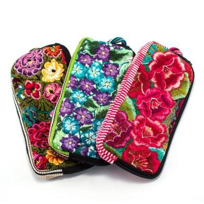Fair Trade Handmade Guatemalan Long Recycled Wallet