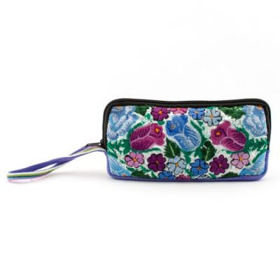 Fair Trade Handmade Guatemalan Long Recycled Wallet