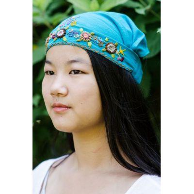 Fair Trade Handmade Guatemalan Embroidered Headband