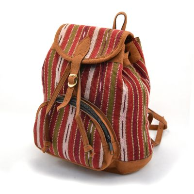 Toto Mini Backpack - Brown