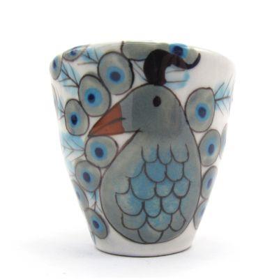 Guatemalan Peacock Espresso cup