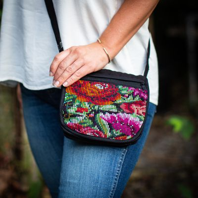 Fair Trade Chichi Moon Bag