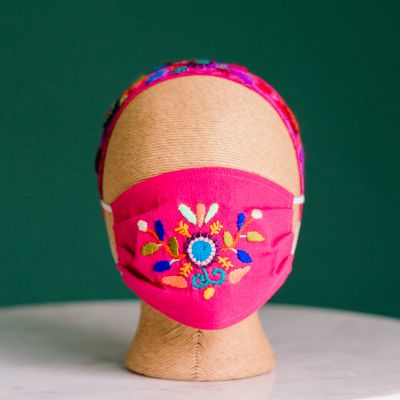 Kid's Face Mask and Headband