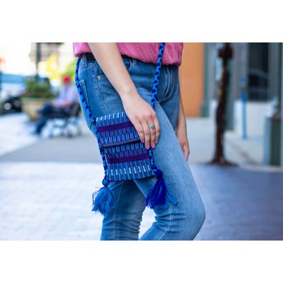 Fair Trade Handmade Guatemalan Braided Passport Purse