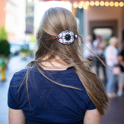 Fair Trade Stick Barrette