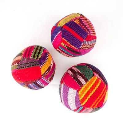 A-100A Cloth Hacky Sack Sm