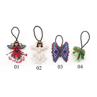 JK-ORN 01 Angel 02 White Angel 03 Butterfly 04 Frog