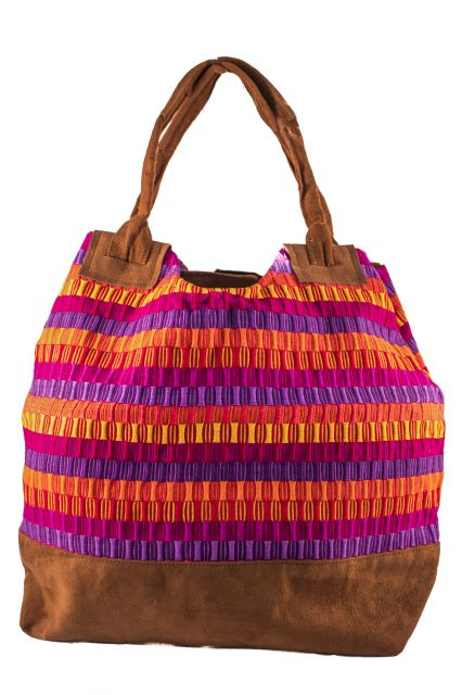 Fair Trade Handmade Guatemalan La Playa Purse