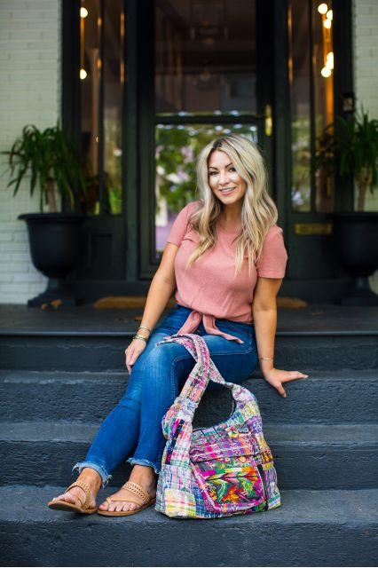 Fair Trade Recycled Patch Huipile Purse Ethical Style Fair Trade Fashion Handmade Handbag