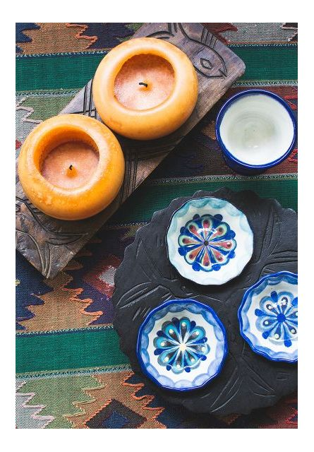 Guatemalan Tapas Dipping Bowl-Sm