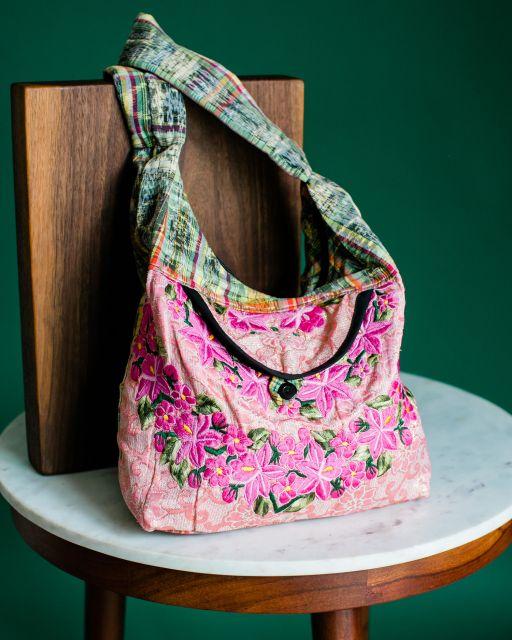Huipil Handbag Purse Handmade Ethical Style Fashion Fair Trade