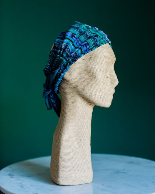 Corte Mask Headband Fair Trade GuatemalanCorte Mask Headband Fair Trade Guatemalan