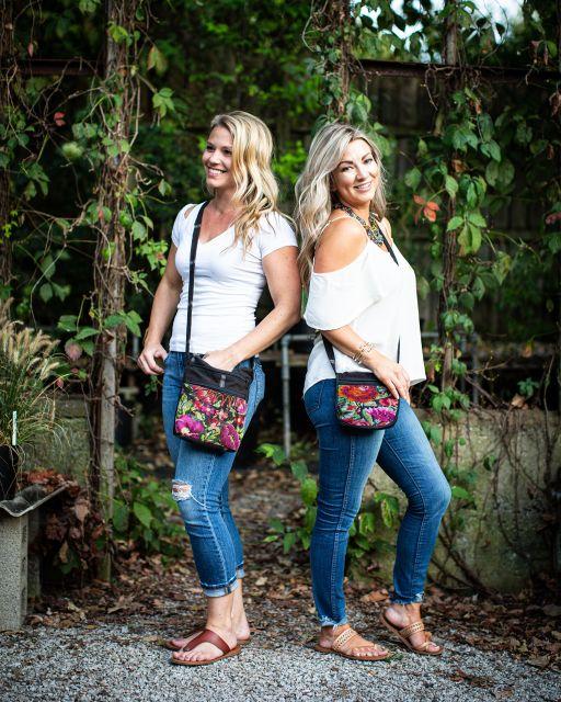 Fair Trade Chichi Moon Bag Ethical Handbag