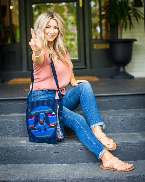 Peace Bag Fair Trade Fashion Handmade Know Who Made It Who Made My Clothes Peace Purse Ethical Style