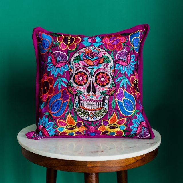 Skeleton Pillowcase