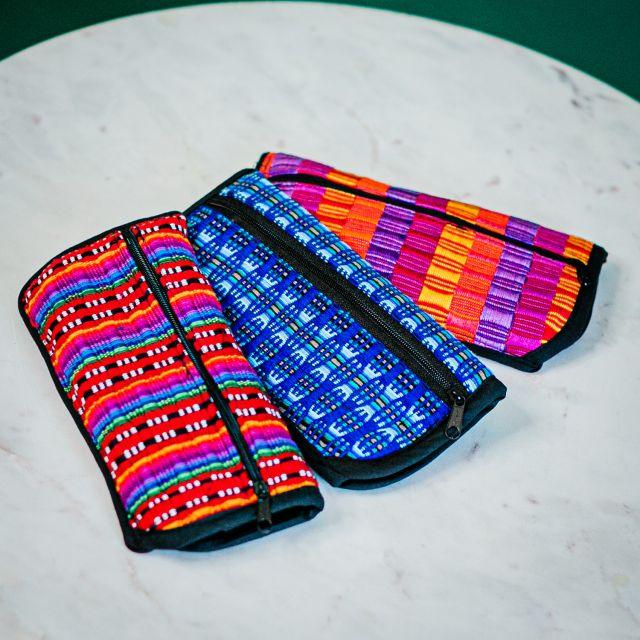Comalapa Eyeglass Case Guatemala Fair Trade