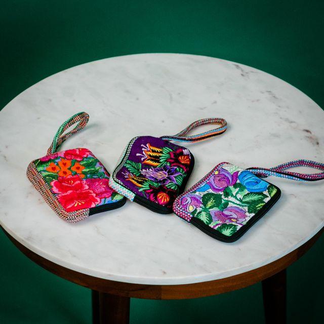 Fair Trade Handmade Guatemalan Upcycled Wallet