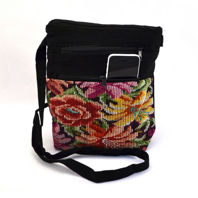 Fair Trade Chichi Pocket Purse Ethical Handbag