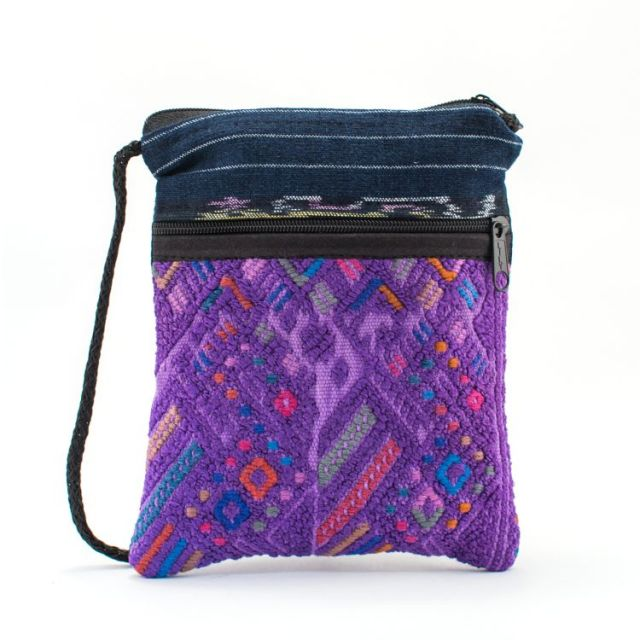 Fair Trade Handmade Guatemalan Mini Passport