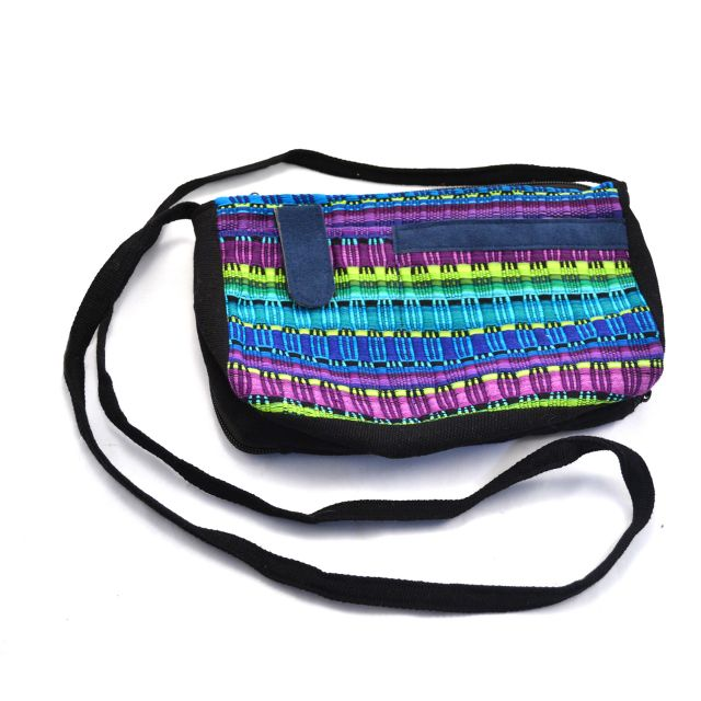 Fair Trade Comalapa Crossbody Bag
