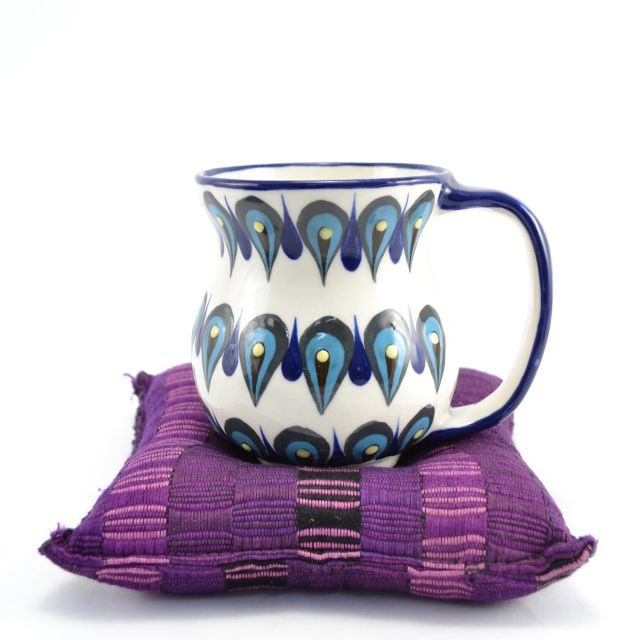 Cup Warmer/Trivet with San Antonio Coffee Mug