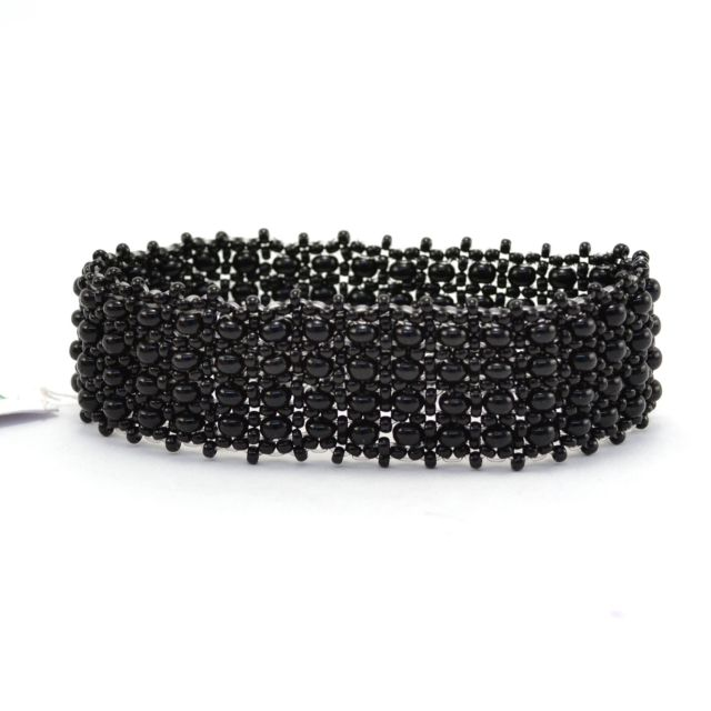 Emma Cuff in black