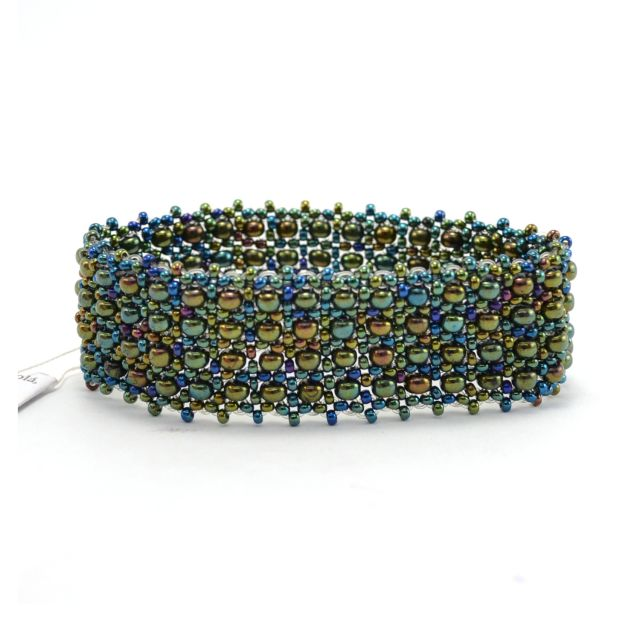Emma Cuff in green