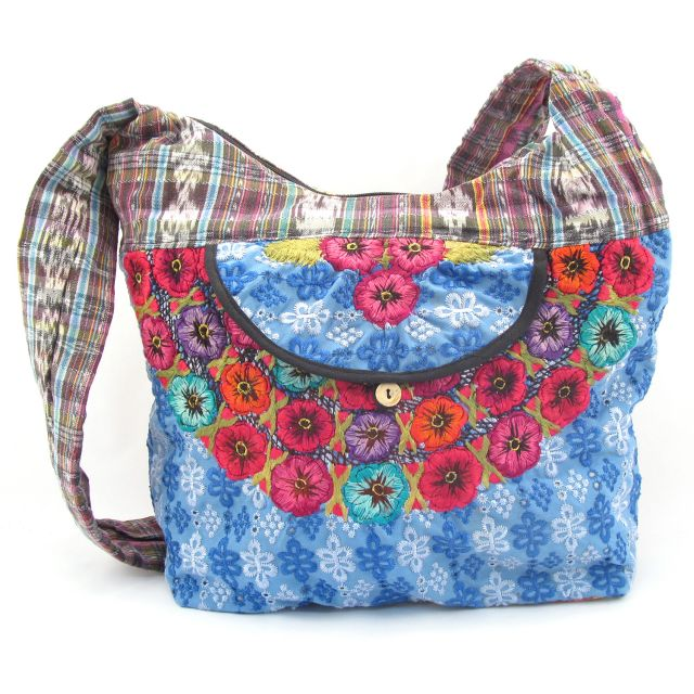 Huipil Handbag Purse Handmade Ethical Style Fashion Fair Trade