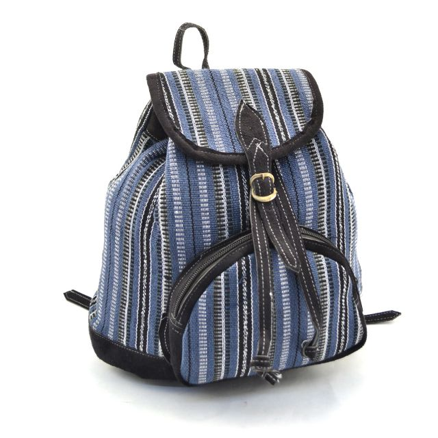 Fair Trade Toto Mini Backpack Ethical Handbags