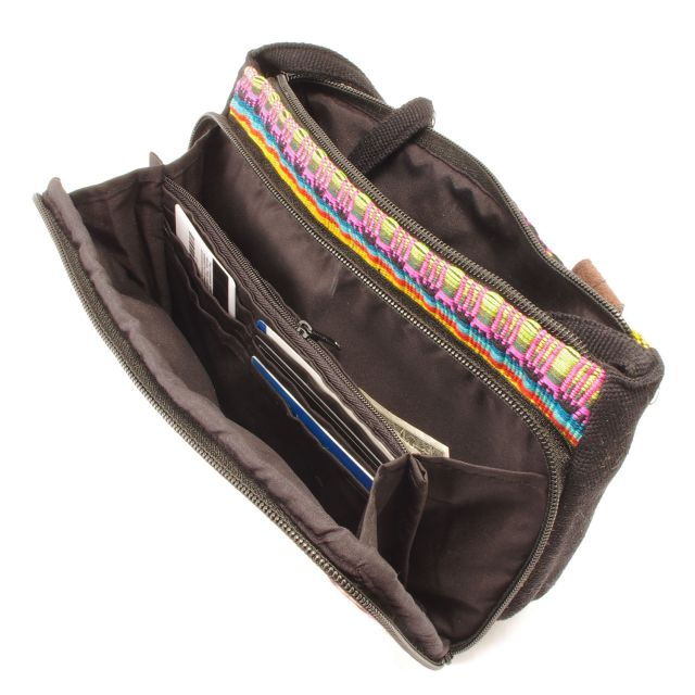 Guatemalan Fair Trade Comalapa Travel Bag